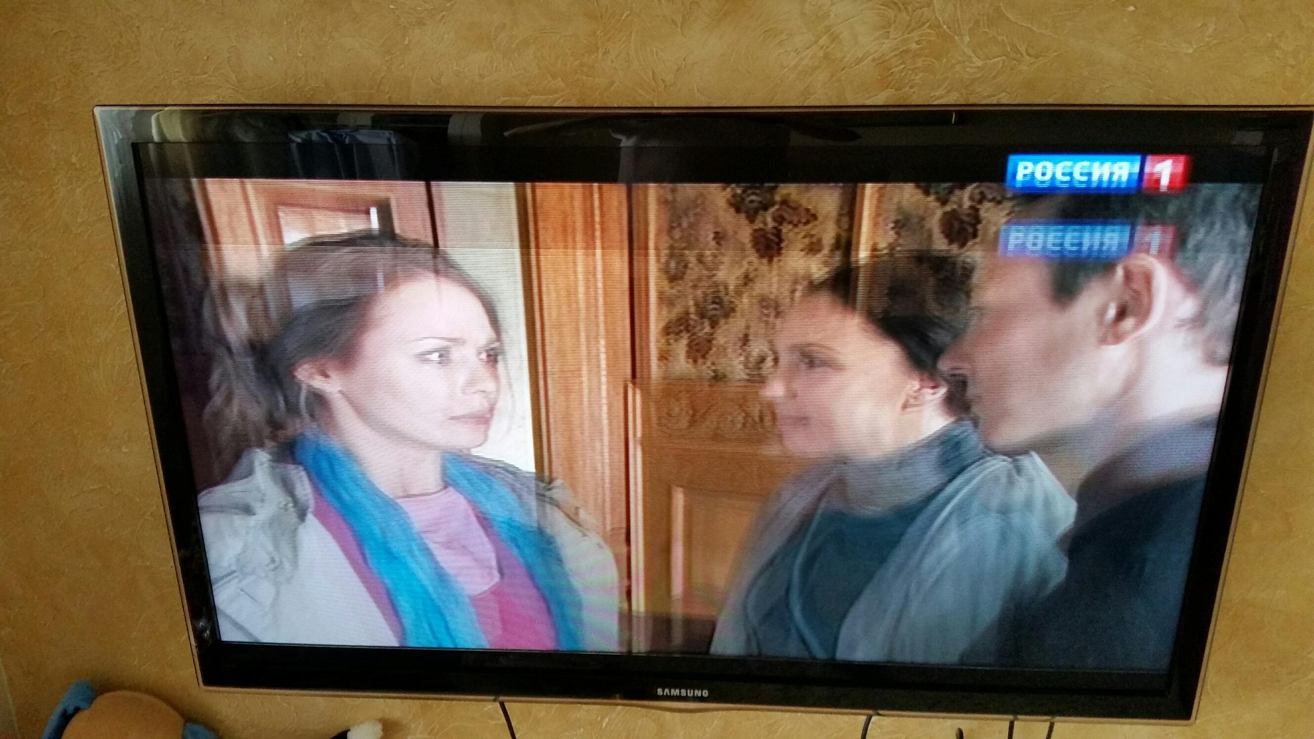 (Царевщина) вертикальные полосы на экране элт телевизора передачи технической документации