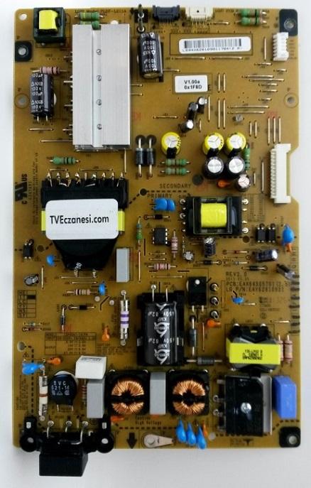 блок питания  LG-42-47LA660-662-667-690-740-860V