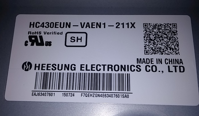 HC430EUN-VAEN1