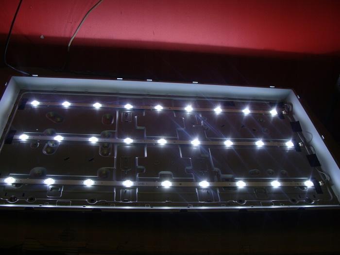 подсветка LG 43UH671V