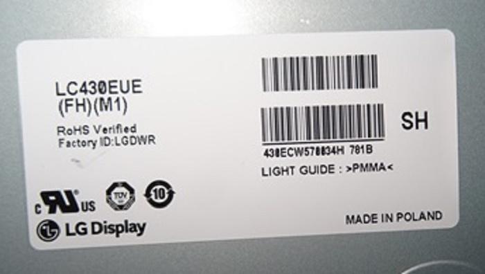 LC430EUE-FHM1