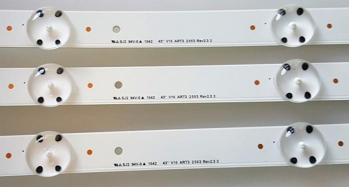 LG 43UH651V 6916L-2563A V16 ART3 Rev 2.3