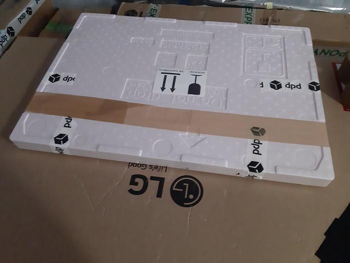 упаковка матрицы 32 дюйма